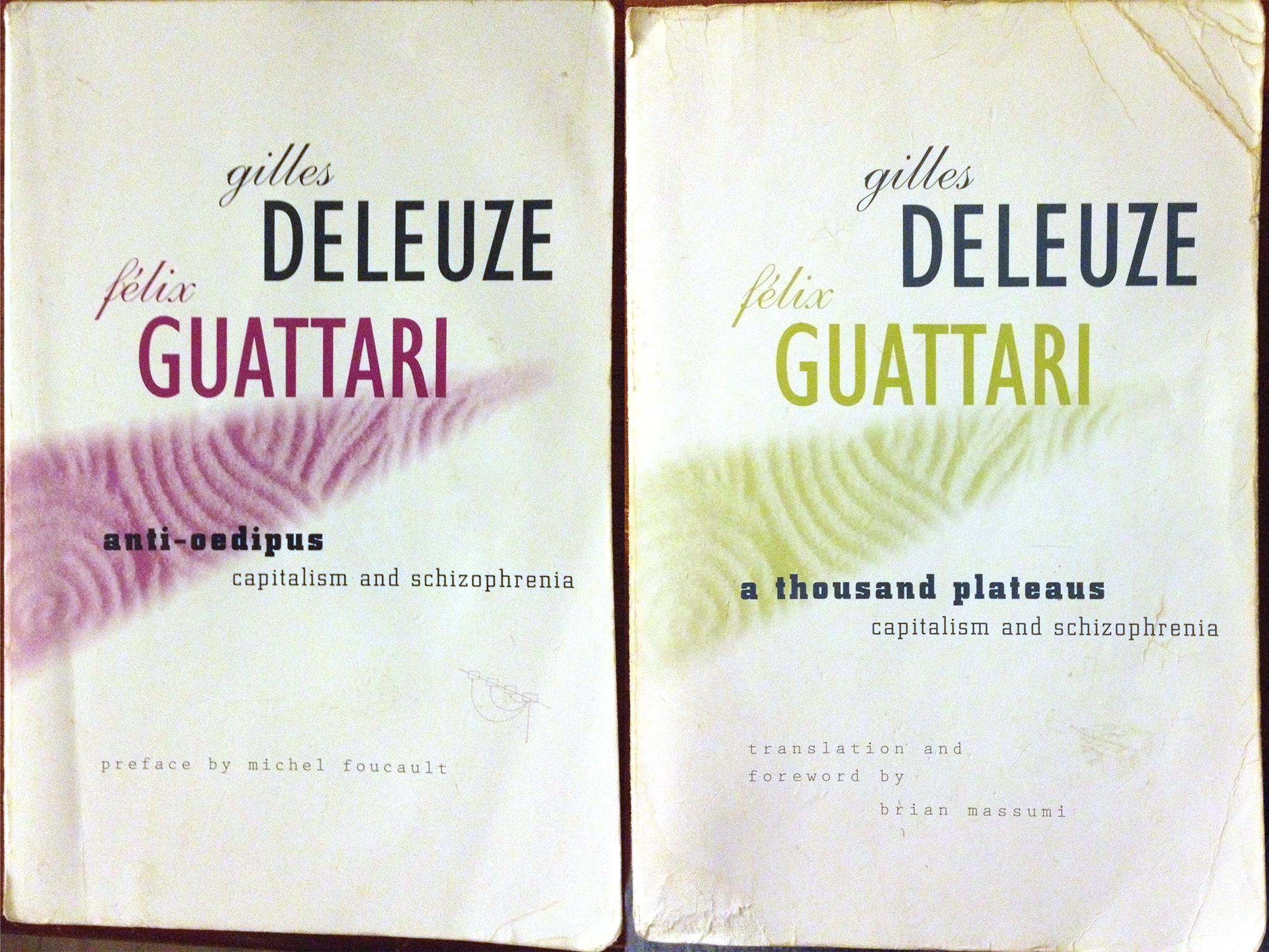 Deleuze and Guatarri Capitalism and Schizophrenia