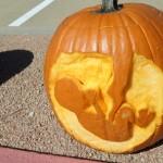 My Fetus Pumpkin