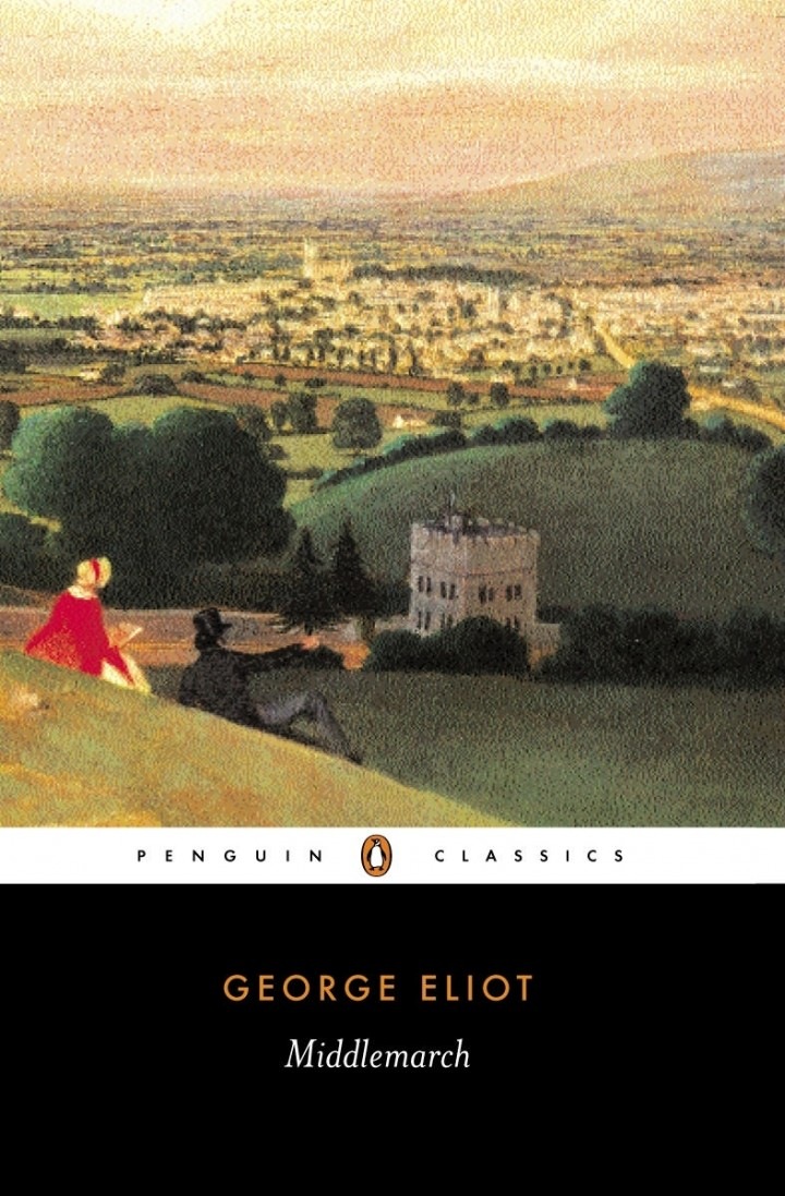 Middlemarch by George Elliot