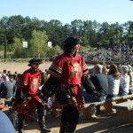 Jousting, shmousting. This was sort of a bore.