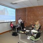 Goebel Media teaching the basics about business websites.