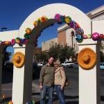 Dawn Pendergast and Paul Klinger in Tucson