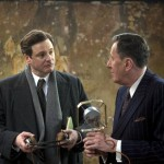King's Speech - Rush and Firth doing their dynamic duo thing