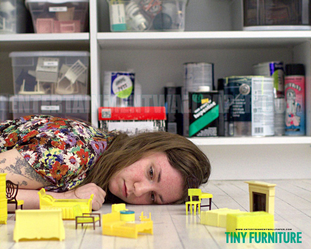 Lena Dunham S Tiny Furniture What Birds Give Up