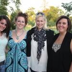Ladies looking lovely