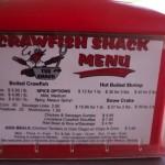 One pound of shrimp for 12 bucks!