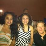Shantall, Helen and Mark