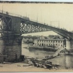 August 12th Postcard – Brest Bridge