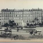 August 13th Postcard – La Place du Chateau