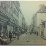 August 14th Postcard – Brest La Rue de Siam
