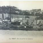 August 18th Postcard- Un Coin du Port de Commerce