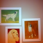 Dog Paintings for Mindee