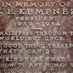 Venue: Kempner Park Historical Marker