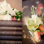 Accessories: Bridesmaid Book and Boutonniere