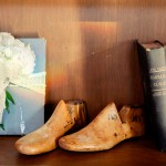 Accessories: Bridesmaid Book and Flower