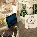 Decor: Birdcage Centerpeices