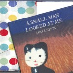 A Small Man Looked at Me by Sara Lefsyk