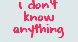 Idontknowanything