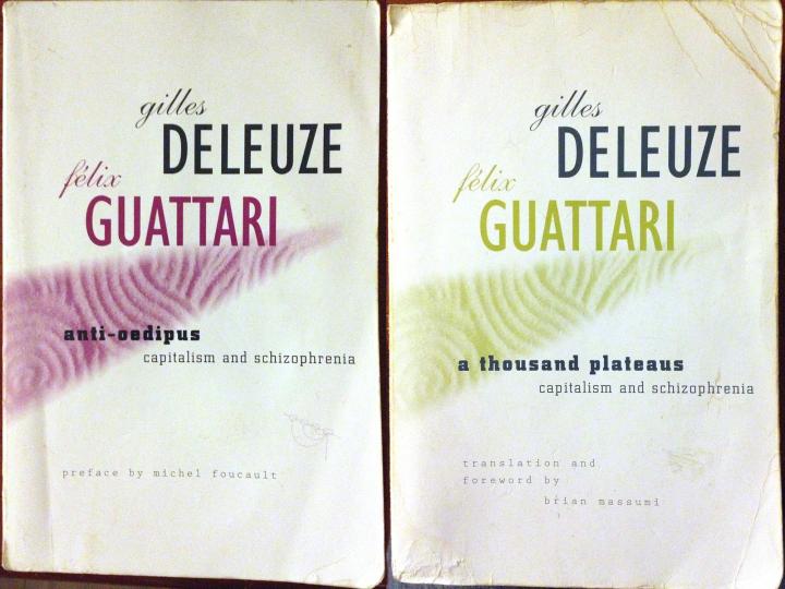 Deleuze and Guatarri Capitalism and Schizophrenia